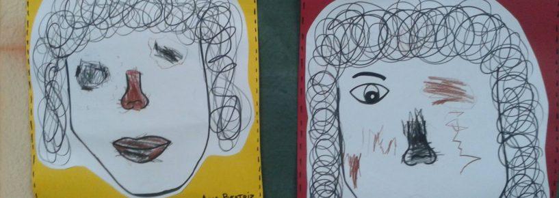 O conhecimento de si mesmo e a evolução do desenho.