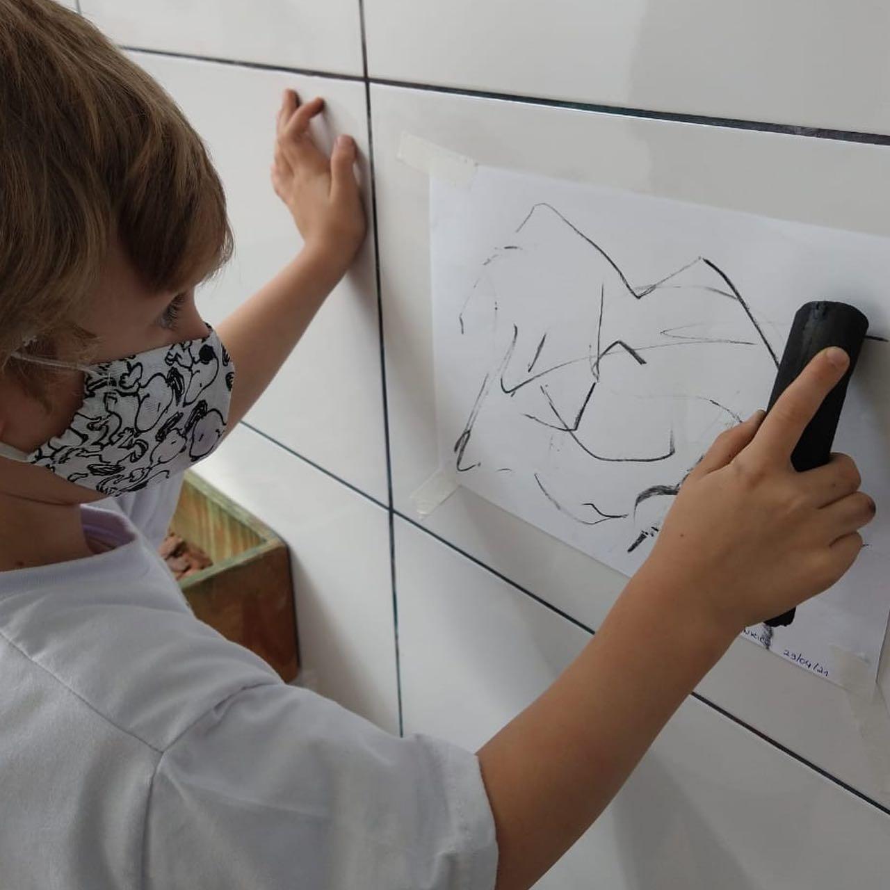 Grafismo Infantil