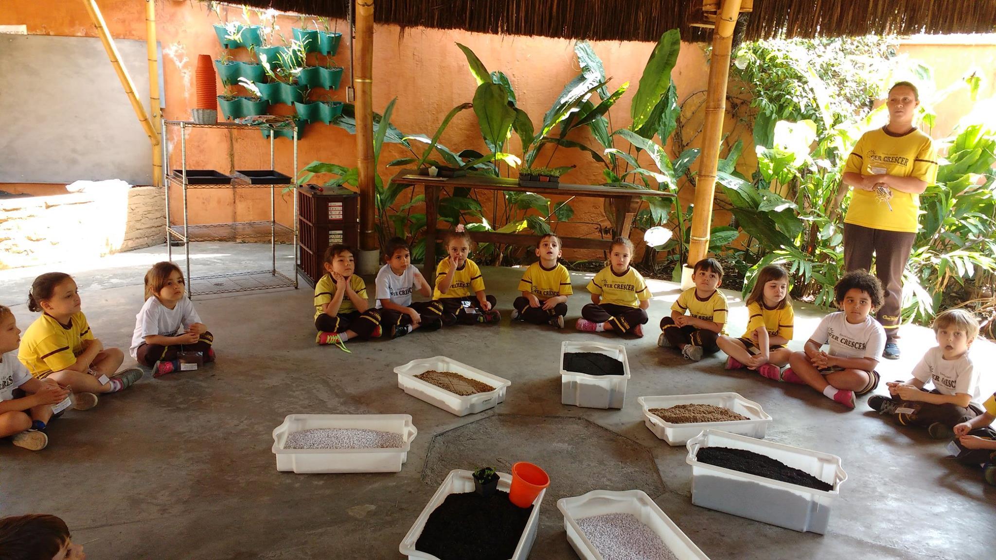 Sabor de Fazenda – Projeto Dedinho Verde