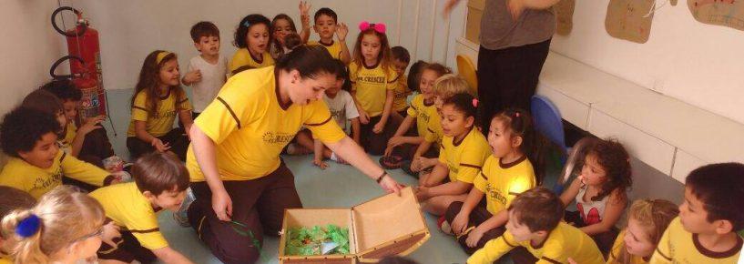 Educação Ambiental com a Fada Nunui