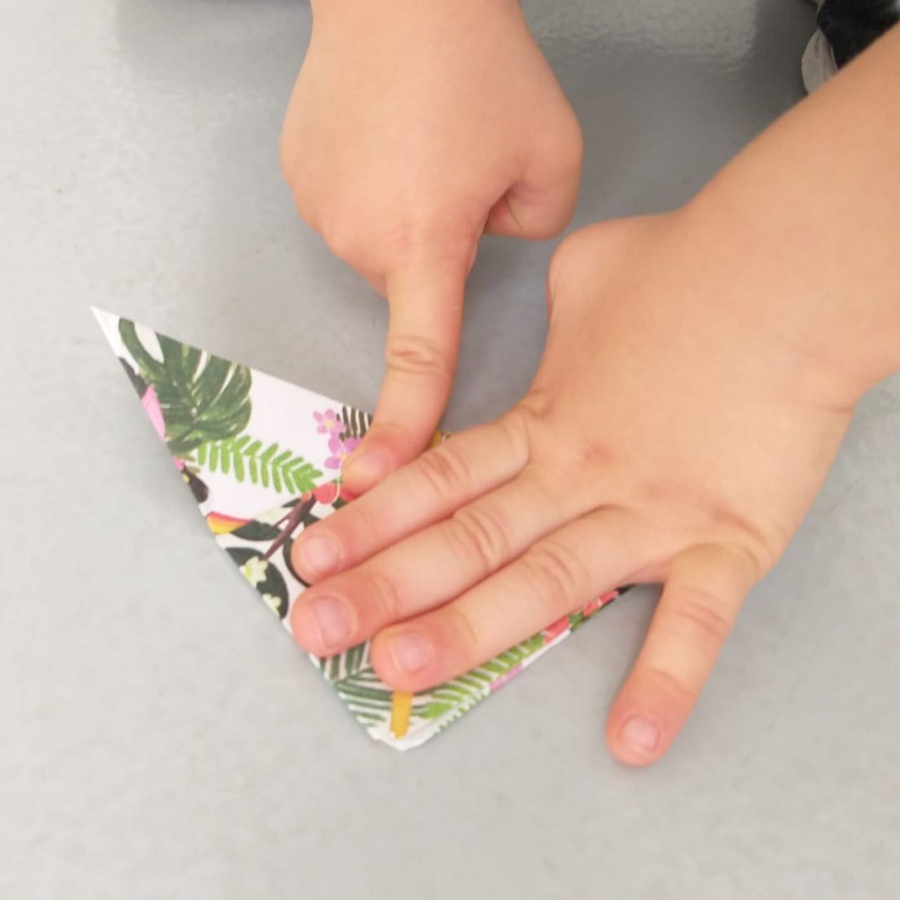 Origami – Borboleta
