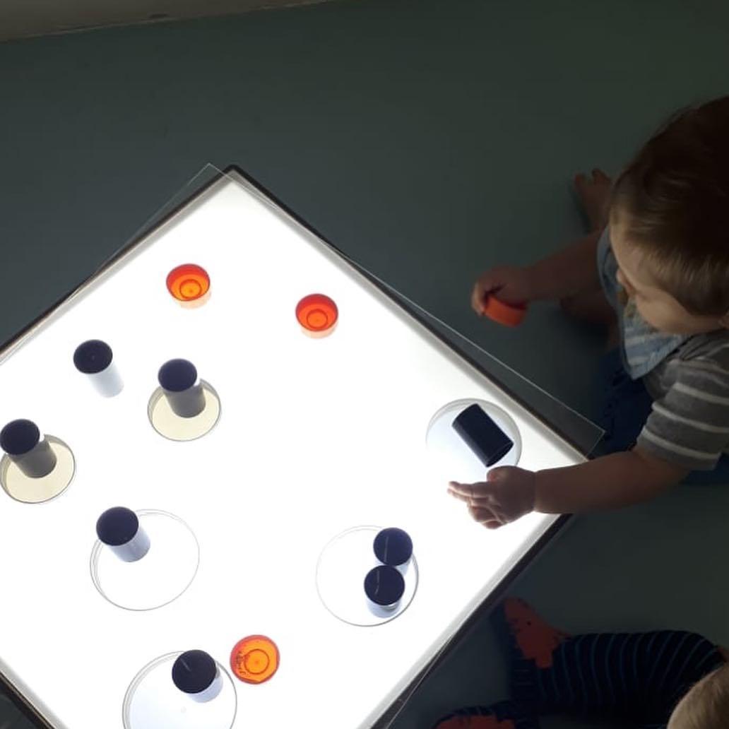 Bebês: protagonistas do aprendizado