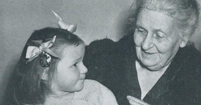 19 mandamentos da pedagoga Maria Montessori para os pais
