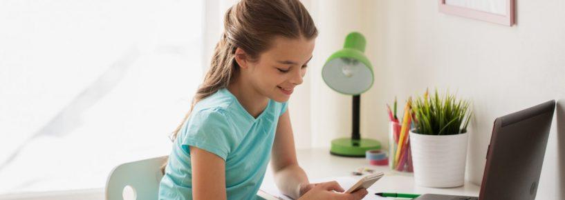 Como ajudar seus filhos a terem mais atenção em um mundo cheio de distrações