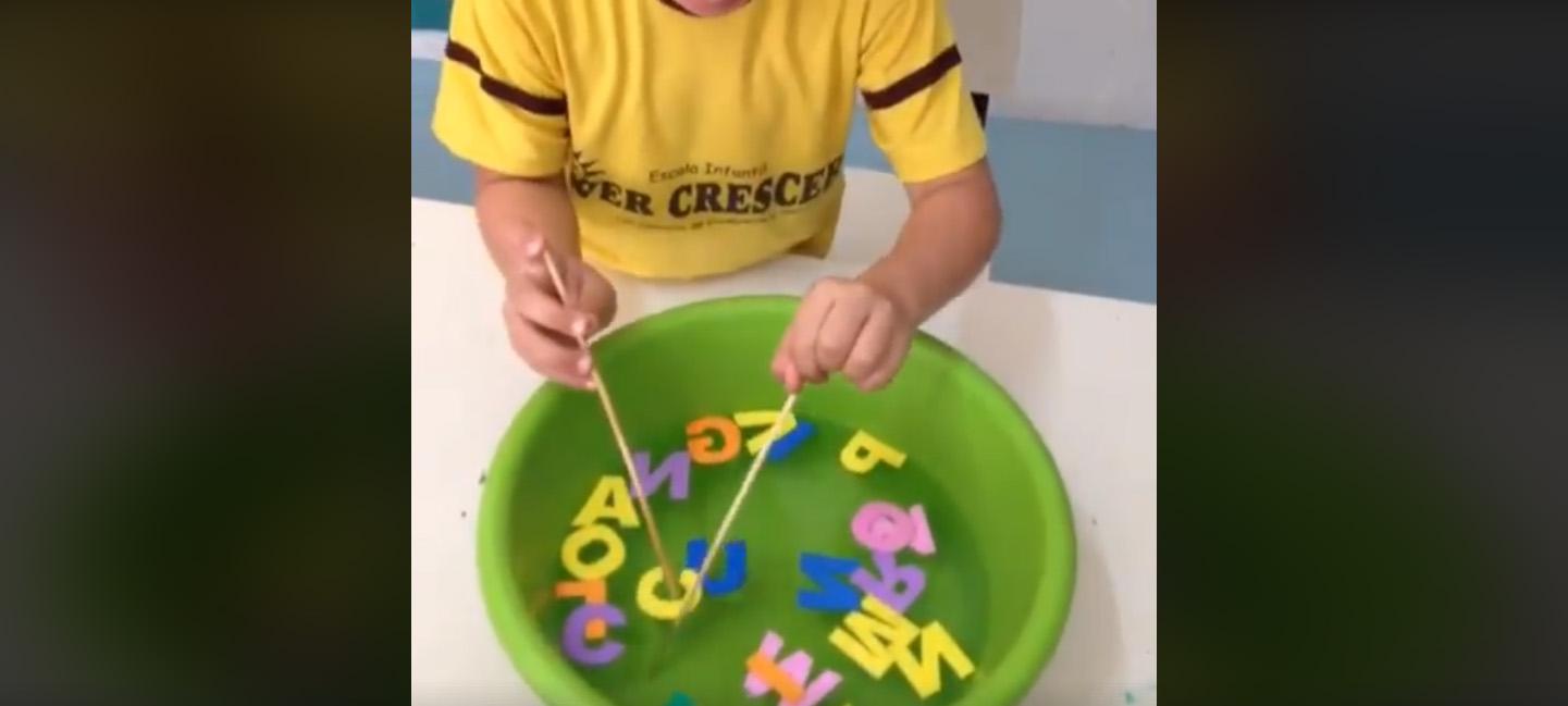 Alfabetização Lúdica