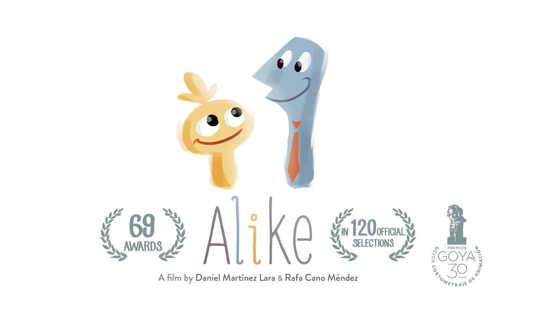Animação Alike