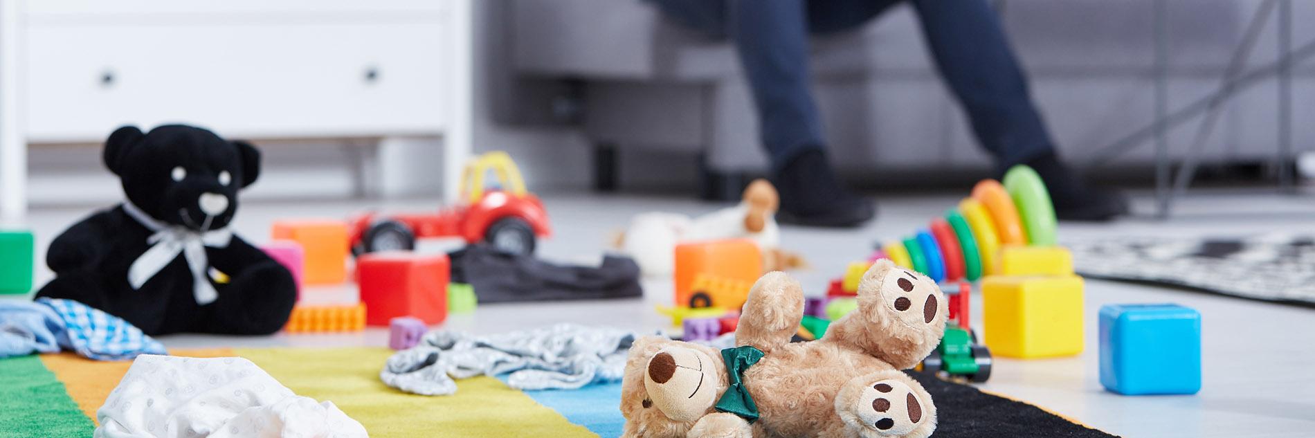Estudo: quanto mais brinquedos, pior a qualidade da brincadeira