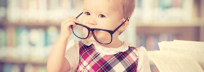 Por que ler para o bebê?