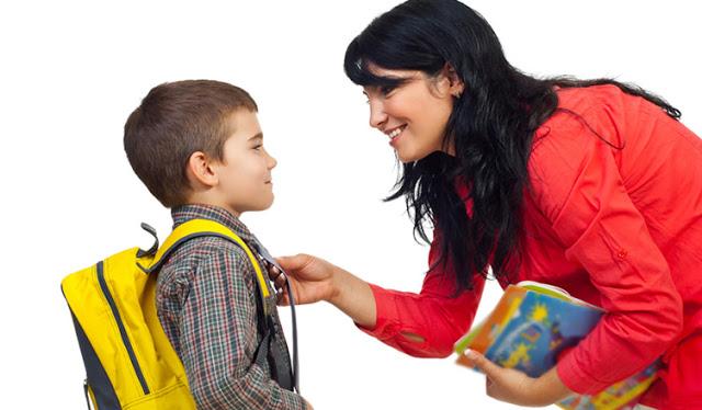 """30 Maneiras de perguntar aos filhos """"como foi a escola hoje?"""" sem perguntar """"como foi a escola hoje?"""""""