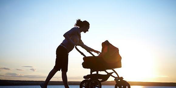 Um dia para elas! Caminhada dedicada às mães