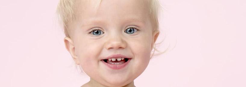 Quando nascem os primeiros dentinhos