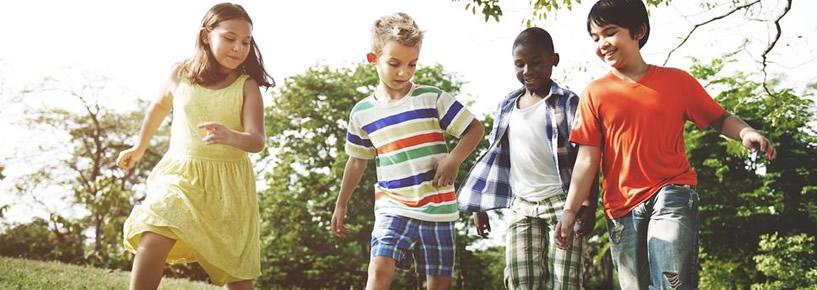 6 anos: seu filho começa a praticar esportes