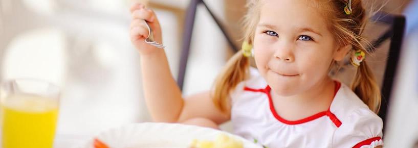 O ferro na dieta das crianças