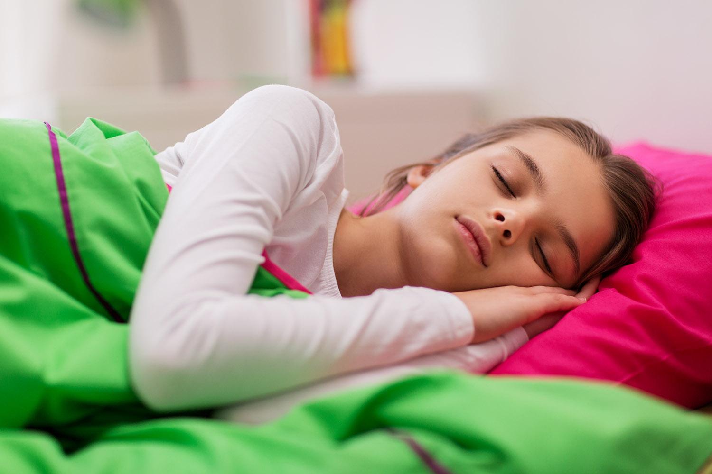 Colocando os filhos para dormir