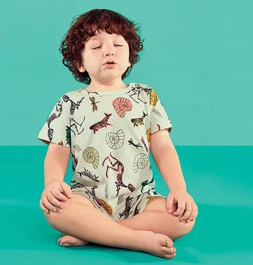 Ioga e mindfulness ajudam crianças a a lidar com a ansiedade