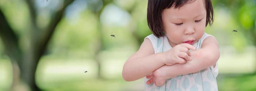 Repelente em criança: pode ou não pode?