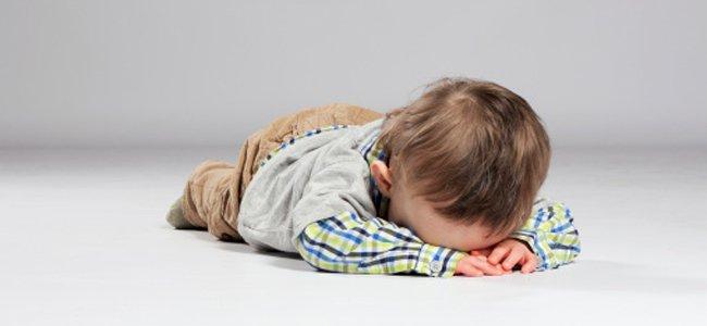 Por que não se deve deixar o bebê chorar?
