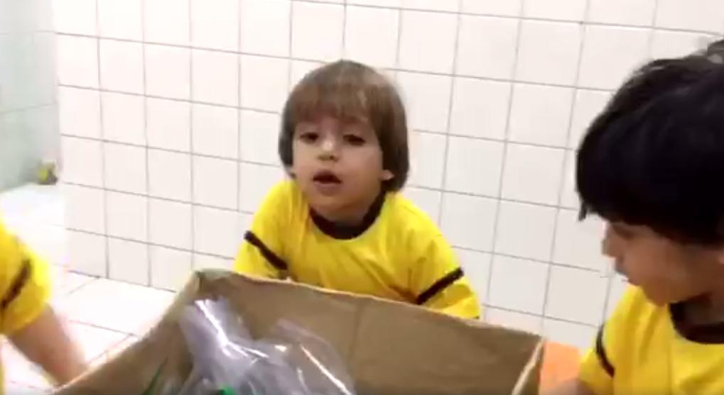 Vídeo – Projeto Caixa da Natureza