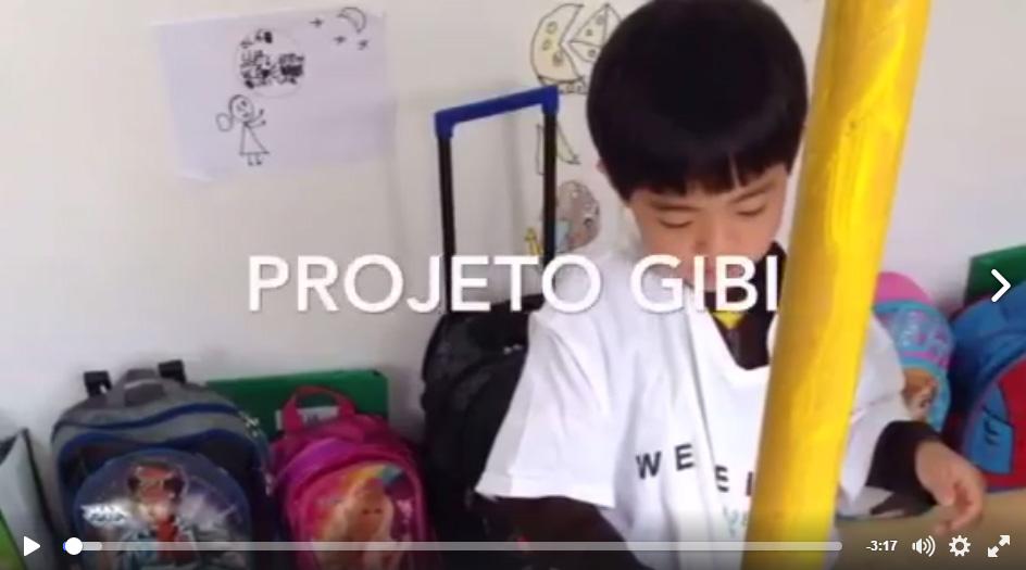 Projeto Gibi