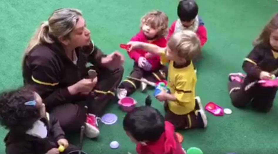 Vídeo – Jogo Simbólico