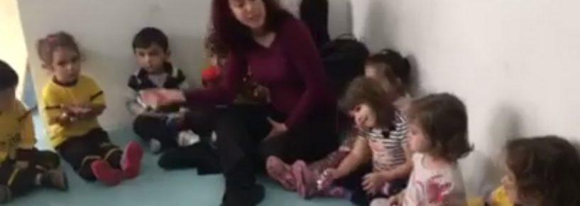 Vídeo – Atividade Curso de Férias